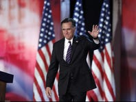 Fireworks, website were ready for a Romney victory