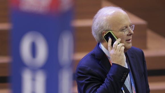 GOP strategist Karl Rove is a co-founder of the American Crossroads super PAC.