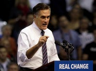Romney: Clinton said Hurricane Sandy helped Obama