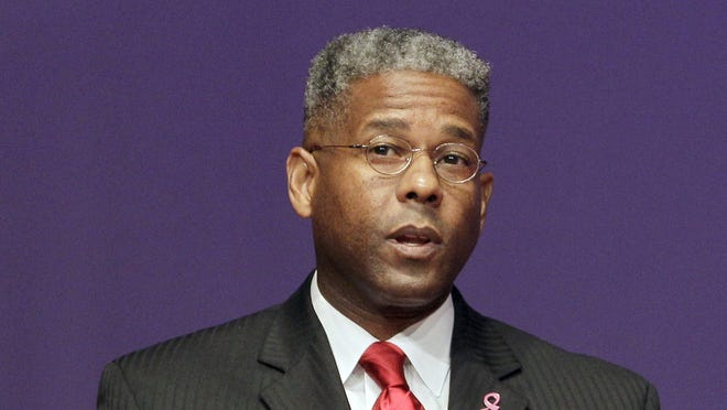 Rep. Allen West, R-Fla., was elected in 2010 with Tea Party support.