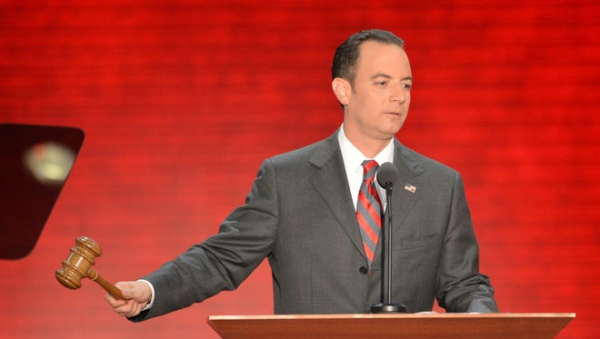 Republican National Committee Chairman Reince Priebus is the face of the GOP.