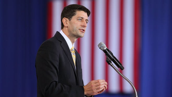 Rep. Paul Ryan of Wisconsin is settling back into his job in Congress after being the 2012 GOP vice presidential nominee.