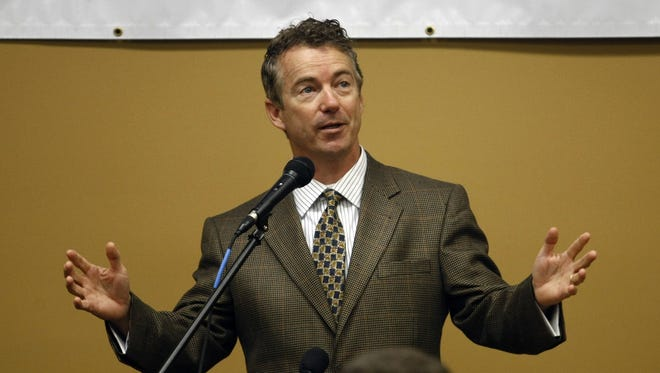 Sen. Rand Paul, R-Ky., has said he is interested in running for president in 2016.