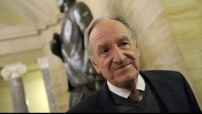 Sen. Tom Harkin, D-Iowa, was first elected to the Senate in 1984. He will not run for another term in 2014.