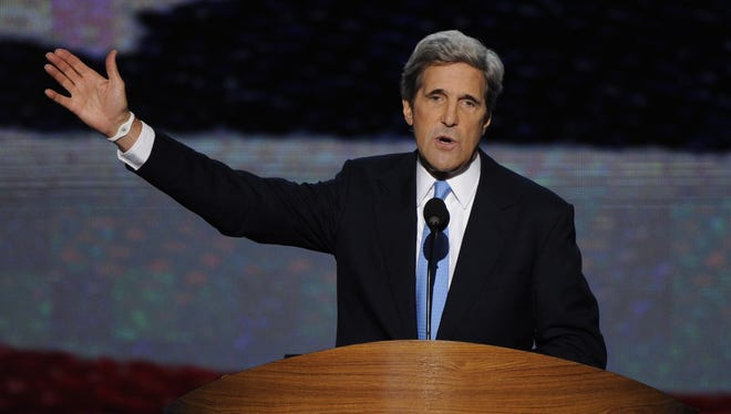 Sen. John Kerry, D-Mass., is President Obama's pick to be the next secretary of State.