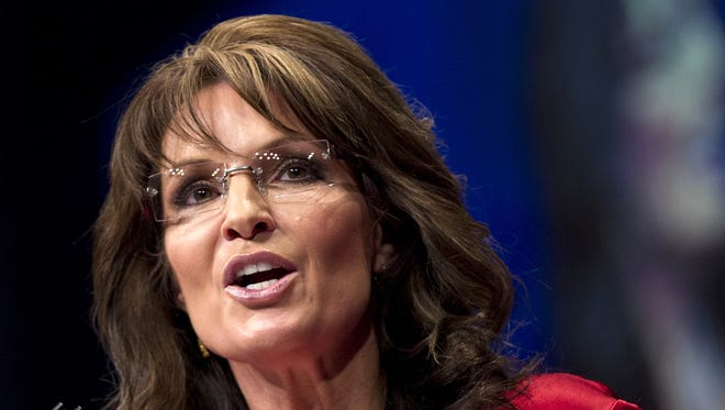 Sarah Palin and Fox News parted ways amicably when her three-year contract ended.