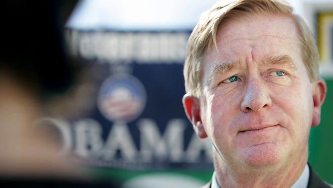 Republican William Weld was governor of Massachusetts from 1991 to 1997.
