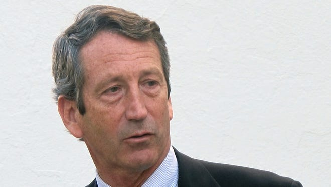 Former South Carolina governor Mark Sanford is running for his old seat in Congress.