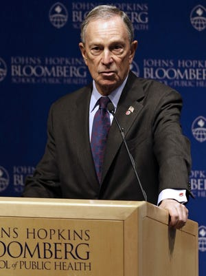 New York City Mayor Michael Bloomberg is a staunch supporter of tougher restrictions on gun ownership.