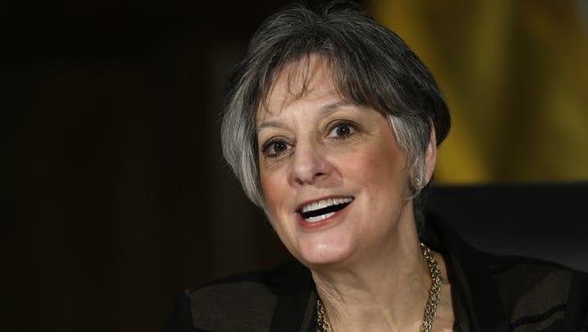 Rep. Allyson Schwartz, D-Pa., says she's interested in running for governor in 2014.