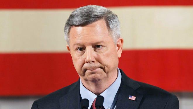 Nebraska Gov. Dave Heineman, a Republican, is considering running for the U.S. Senate in 2014.