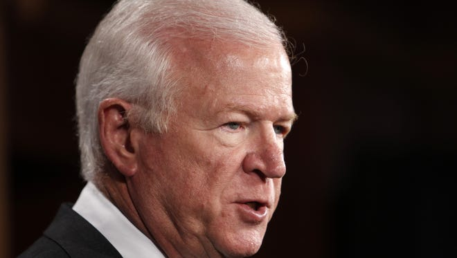 Sen. Saxby Chambliss, R-Ga., is an opponent of gay marriage.