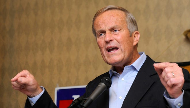 GOP Rep. Todd Akin's comment about 'legitimate rape' derailed his Senate bid.