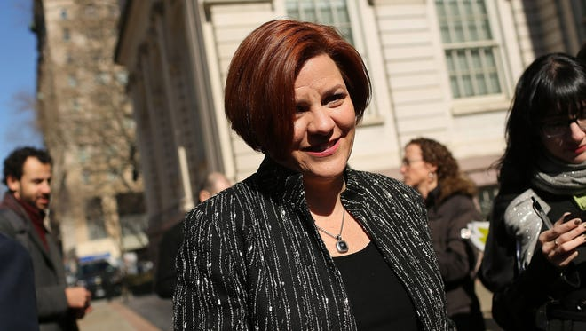 Christine Quinn, speaker of the New York City Council, is running for mayor of the nation's largest city.