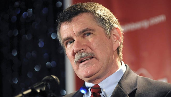 Republican Denny Rehberg represented Montana in the U.S. House from 2001 to 2013.