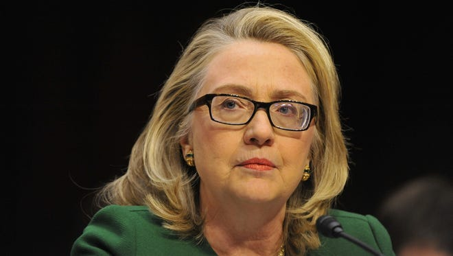 Hillary Rodham Clinton is leading a new PublicMind poll on the 2016 presidential choices.