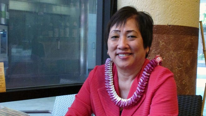 Rep. Colleen Hanabusa, D-Hawaii, has declared her intention to run for the U.S. Senate in 2014.