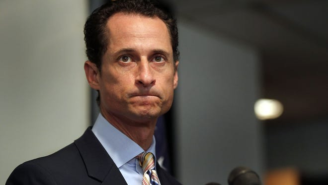 Former congressman Anthony Weiner is running for New York City mayor.