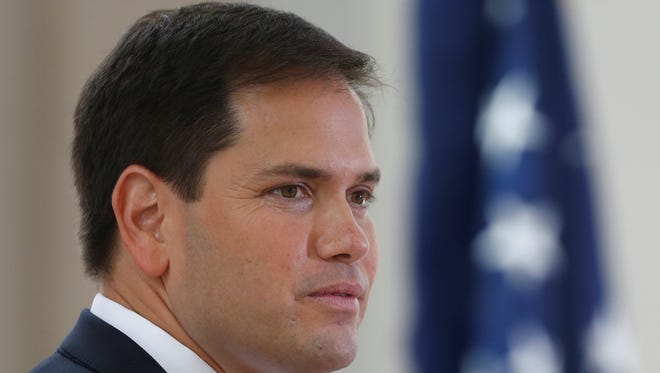Sen. Marco Rubio, R-Fla., is often mentioned as a potential 2016 presidential candidate.