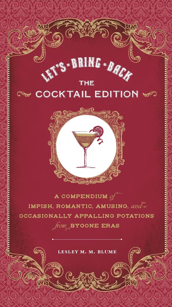 lets bring back the cocktail edition