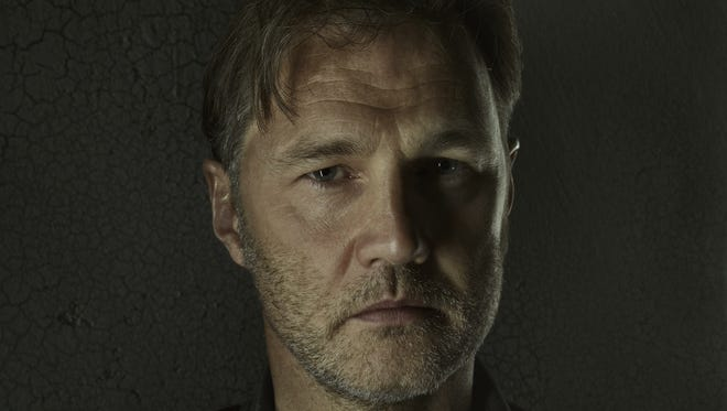 """Governor (David Morrissey) guest stars in """"The Walking Dead."""""""
