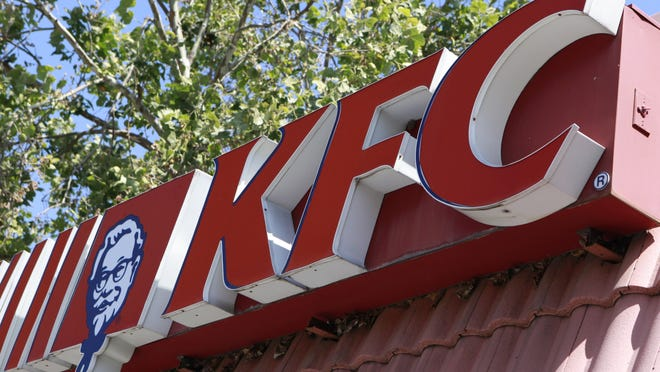 The people at KFC are brewing up a special chicken-inspired cookie. Yes, really.