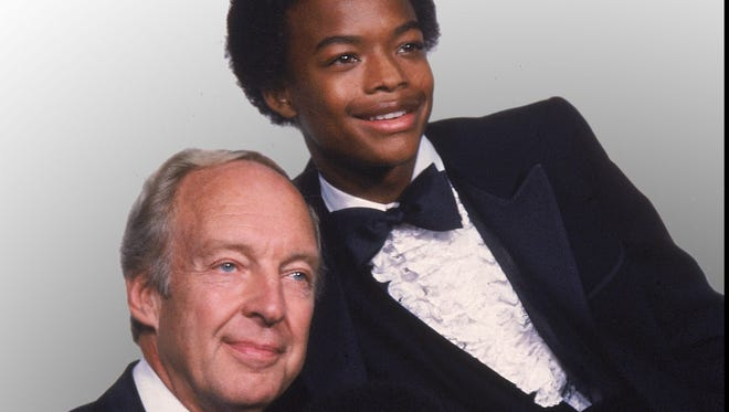 Gary Coleman, Conrad Bain and Todd Bridges from 'Diff'rent Strokes.'