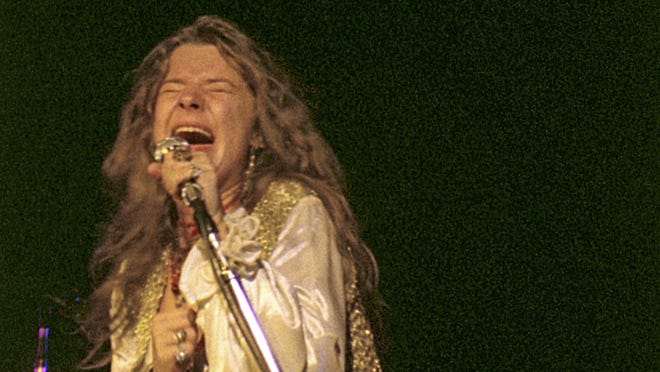 Janis Joplin would've turned 70 this weekend.
