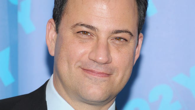 Jimmy Kimmel's show now airs at 11:35 p.m. ET.