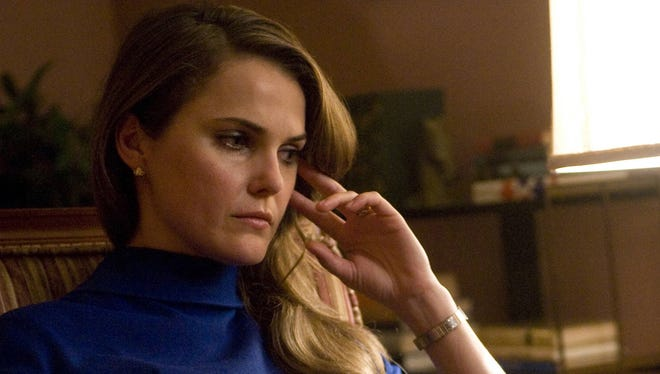 Keri Russell stars in FX's 'The Americans.'