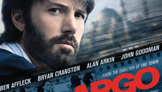 'Argo' is out on DVD today.