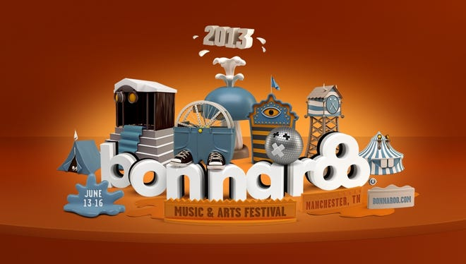 The Bonnaroo lineup will be announced today at 1 p.m. ET.