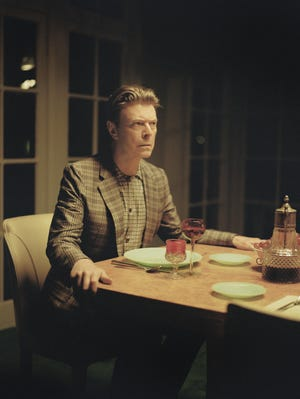 David Bowie in a still from his new video, 'The Stars (Are Out Tonight).'