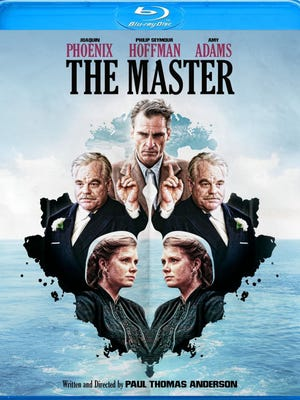'The Master' is out on DVD/Blu-ray today.