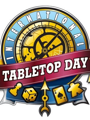 International TableTop Day takes place March 30.