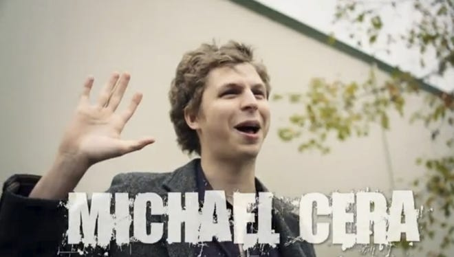 Michael Cera is one of the forces behind JASH on YouTube.