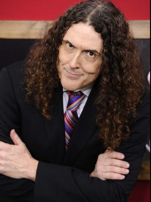 'Weird Al' Yankovic was among the celebrity judges for this year's SymmyS, a palindrome-focused awards ceremony.