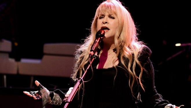 A new Stevie Nicks documentary screens April 2.
