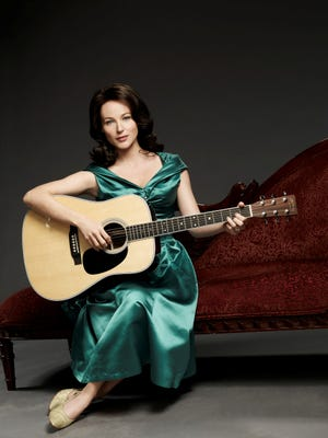 Jewel plays June Carter Cash in a new Lifetime movie.