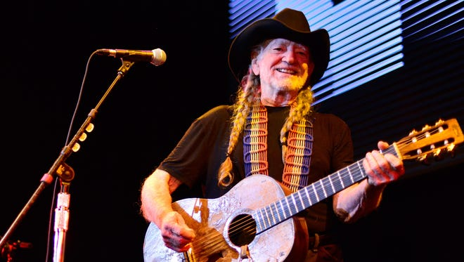 Willie Nelson turns 80 on April 30.