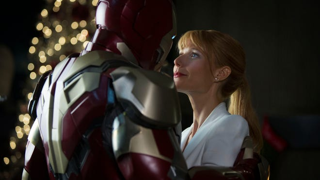 Expect to see Robert Downey Jr. at tonight's red-carpet premiere of 'Iron Man 3.'