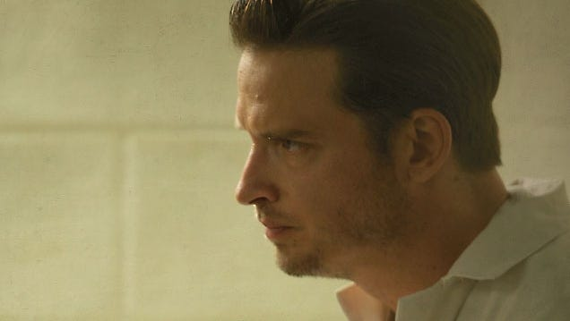 Actor Aden Young stars in 'Rectify.'
