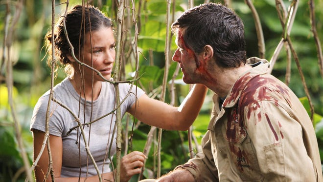 Remember these guys? Evangeline Lilly and Matthew Fox starred on 'Lost.'
