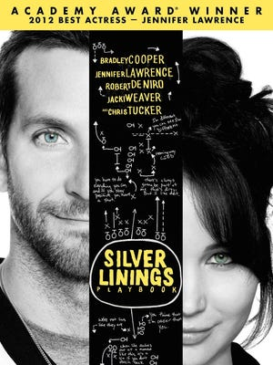 'Silver Linings Playbook' arrives on DVD today.