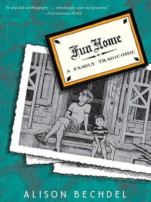 Alison Bechdel's 'Fun Home' is among my favorite reads of the last 25 years.