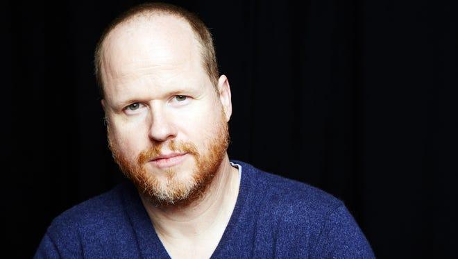 Filmmaker Joss Whedon.