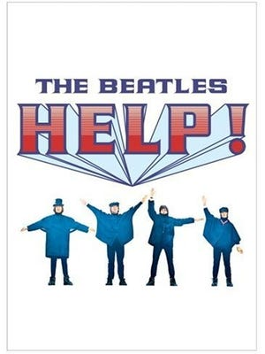 The Beatles' 'Help!' is on Blu-ray today.