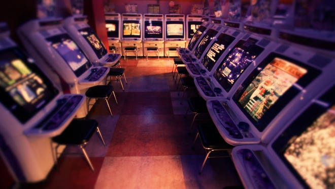 The new documentary '100 Yen' explores the world of Japanese arcades.