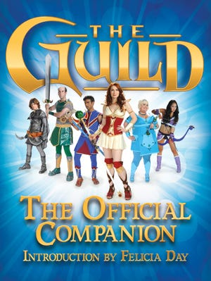 'The Guild: The Official Companion' went on sale last week.