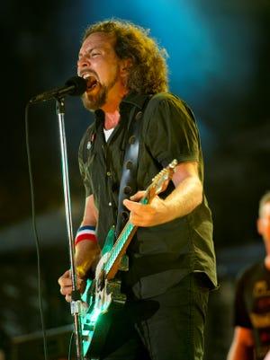 Pearl Jam has announced a new app.